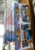 TOPOGEO - Opera completa costituita da 61 volumi (60 + 1 volume di aggiornamenti)