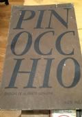 pinocchio  midy milano 1963 prefazione dino buzzati disegni longoni