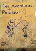 les aventures de pinokio