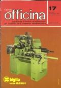 Officina (n 17 Anno XX - 1975) MECCANICA PRATICA – PIEGATURA LAMIERA -  MACCHINE UTENSILI A CN – IMBUTITURA AL TORNIO – PUNTE ELICOIDALI