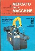 Mercato delle Macchine, n. 2 Anno XXII – febbraio 1981 (MECCANICA – MACCHINE UTENSILI – ESPORTAZIONE EXPORT MACCHINE AGRICOLE IN USA)
