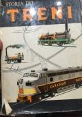 storia dei treni