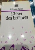 L'HIVER DES BRULURES