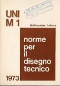 Norme per il disegno tecnico UNI M1 1973