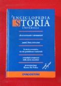 ENCICLOPEDIA TEMATICA - STORIA - 3 VOLUMI
