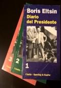 Diario Del Presidente - 3 Volumi