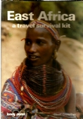EAST AFRICA a travel survival kit (Lonely Planet)