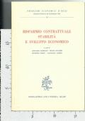 Risparmio contrattuale stabilità e sviluppo economico