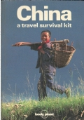 CHINA a travel survival kit (Lonely Planet)