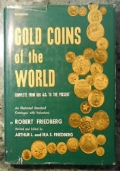 gold coin of the world complete from 600 a.d. to the present fifth edition