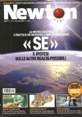 NEWTON gennaio 2004 – OTZI MUMMIA DEL SIMILAUN – RISPARMIO ENERGETICO – INTELLIGENZA -  PONTE DI MESSINA – DIGA DI VENEZIA – LICAONE – ASTRONOMIA – LAGO ESPLOSIVO – METANO ED EFFETTO SERRA