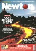 NEWTON giugno 2004 - DOSSIER UNIVERSITÀ – SMETTERE DI FUMARE CON L'IPNOSI – TELESCOPIO HUBBLE – DENTI – NASCITA DELL'UOMO (TANZANIA) – RELITTI SUBACQUEI – PALEOPATOLOGO GINO FORNACIARI