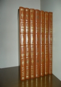 La Sacra Bibbia. Antico e Nuovo Testamento (VII Volumi) SPEDIZIONE TRACCIATA INCLUSA