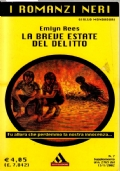 LA BREVE ESTATE DEL DELITTO
