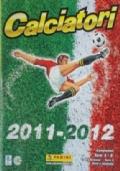 ALBUM CALCIATORI 2011/2012 - PANINI