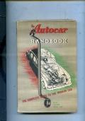 CARATTERISTICHE TECNICHE DELLE AUTOVETTURE ESPOSTE-39 SALONE DI TORINO-1957-
