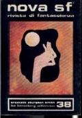 Nova SF N. 38 Rivista di fantascienza - Libra - Il Sole di Thule -