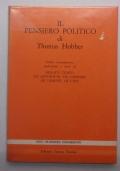 Il pensiero politico di Thomas Hobbes
