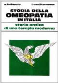 storia della omeopatia in italia
