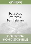 Paysages littéraires 1