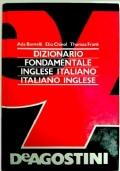 Dizionario fondamentale Inglese/Italiano-Italiano/Inglese