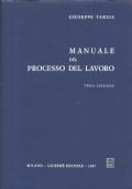 Manuale del processo del lavoro