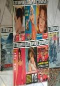L'Europeo - lotto 8 riviste (1960-1961-1962-1963)