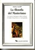 La filosofia del manierismo  La scena mitologica della scrittura  in Della Porta, Bruno e Campanella