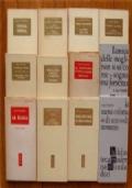 Luigi PIRANDELLO nella Biblioteca Moderna Mondadori (12 volumi)