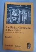 La divina Commedia Volume III : Paradiso