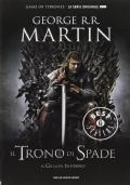 [CICLO: Cronache del ghiaccio e del fuoco] completo 5 voll. - Il trono di spade&Il Grande Inverno&Il regno dei lupi&La regina dei draghi&Tempesta di spade&I fiumi della guerra