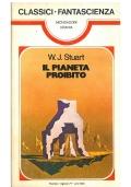 IL PIANETA PROIBITO - Mondadori Classici Urania n. 5