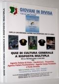 QUIZ DI CULTURA GENERALE CONCORSI POLIZIA CARABINIERE 2003