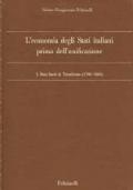 L'ECONOMIA DEGLI STATI ITALIANI PRIMA DELL'UNIFICAZIONE. I: STATI SARDI DI TERRAFERMA (1700-1860). SAGGIO BIBLIOGRAFICO