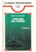 UOMO AL PIANO ZERO - Mondadori Classici Urania n. 75