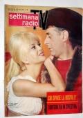 SETTIMANA RADIO TV 11-17 MARZO 1962 DARIO FO