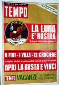 TEMPO 2 AGOSTO 1969 LA LUNA E' NOSTRA