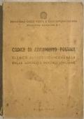 CODICE DI AVVIAMENTO POSTALE ELENCO ALFABETICO GENERALE DELLE LOCALITA' POSTALI ITALIANE