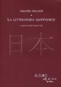 La letteratura giapponese - a cura di Maria Elena orsi