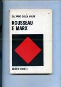 ROUSSEAU E MARX