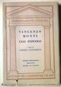Vincenzo Monti e Ugo Foscolo
