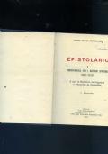 EPISTOLARIO  -VOL. I--