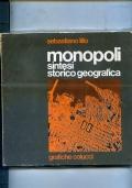 MONOPOLI -SINTESI STORICO GEOGRAFICA -