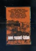 NUOVI RACCONTI ITALIANI -2 VOL. IN COFANETTO--