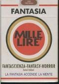 Mille Lire - Fantasia - Minicofanetto con 10 libretti con 21 Racconti inediti