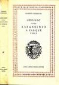 GESUALDO, OVVERO ASSASSINIO A CINQUE VOCI - STORIA TRAGICA ITALIANA DEL SEC XVI