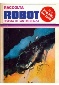 ARMENIA Raccolta Robot Rivista di Fantascienza n. 5