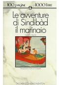 LE AVVENTURE DI SINIBAD ILMARINAIO - NEWTON & COMPTON TEN 100pagine1000lire n. 82
