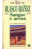 SANGUE E ARENA - NEWTON & COMPTON BEN Classici n. 51