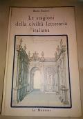 le stagioni della civiltà letteraria italiana
